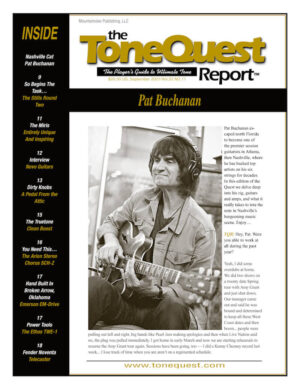 ToneQuest Report September 2021 Cover Image